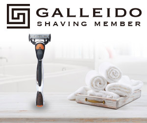 カミソリ定期便【Galleido Shaving Member】